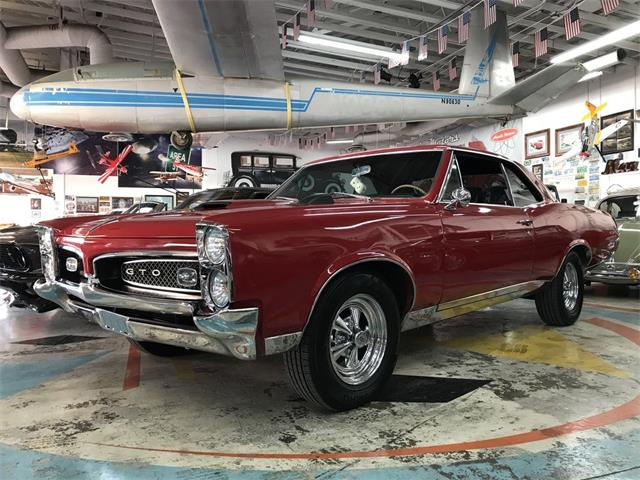 1967 Pontiac GTO (CC-1452174) for sale in Henderson, Nevada