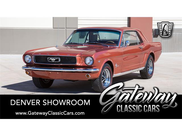 1966 Ford Mustang (CC-1452175) for sale in O'Fallon, Illinois