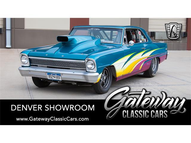 1966 Chevrolet Nova (CC-1452183) for sale in O'Fallon, Illinois