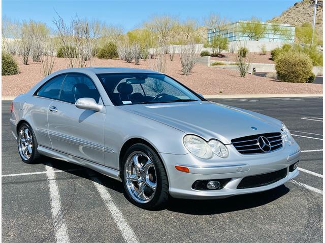 2003 Mercedes-Benz CLK (CC-1452190) for sale in Phoenix, Arizona