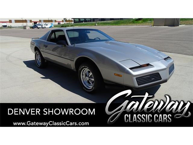 1983 Pontiac Firebird Trans Am (CC-1452197) for sale in O'Fallon, Illinois