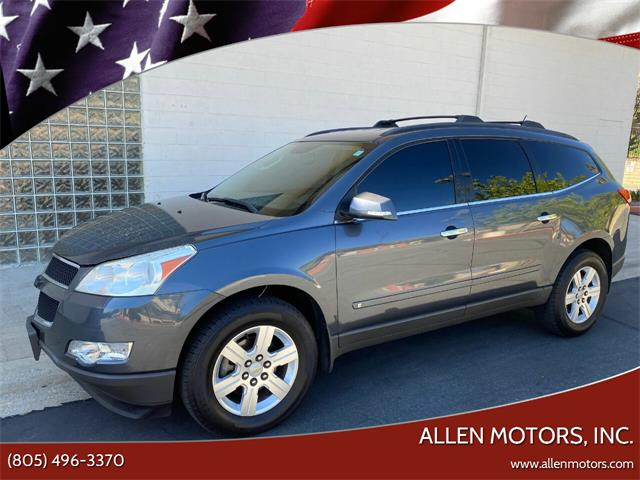 2010 Chevrolet Traverse (CC-1452198) for sale in Thousand Oaks, California