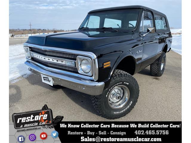 1972 Chevrolet Blazer (CC-1452205) for sale in Lincoln, Nebraska