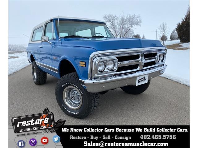 1972 GMC Jimmy (CC-1452213) for sale in Lincoln, Nebraska