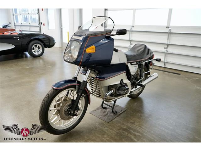 1979 BMW Motorcycle (CC-1452216) for sale in Rowley, Massachusetts