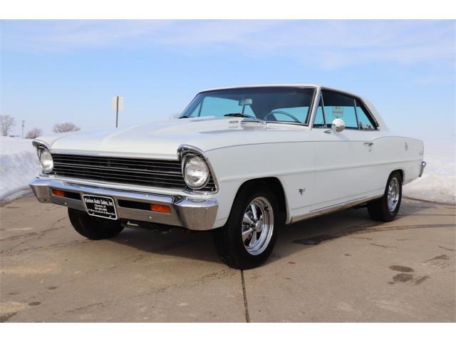 1967 Chevrolet Nova (CC-1450222) for sale in Clarence, Iowa