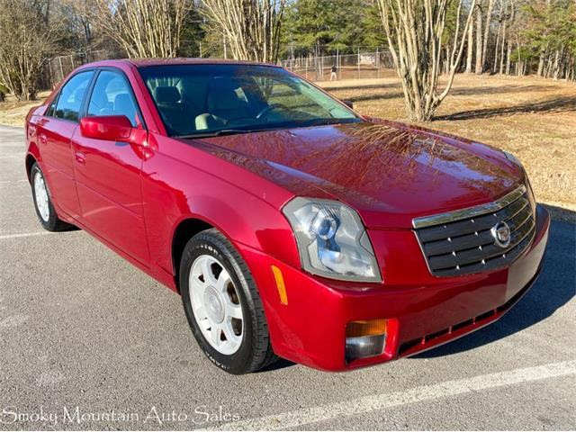 2004 Cadillac CTS (CC-1450223) for sale in Lenoir City, Tennessee