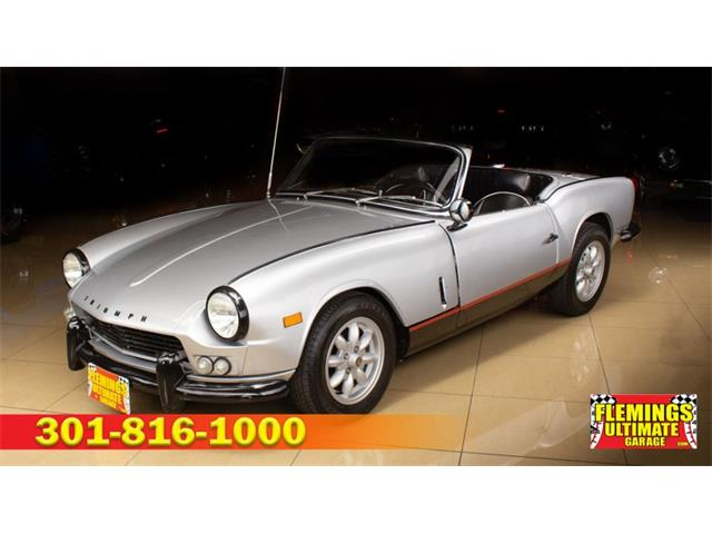1963 Triumph Spitfire (CC-1452231) for sale in Rockville, Maryland