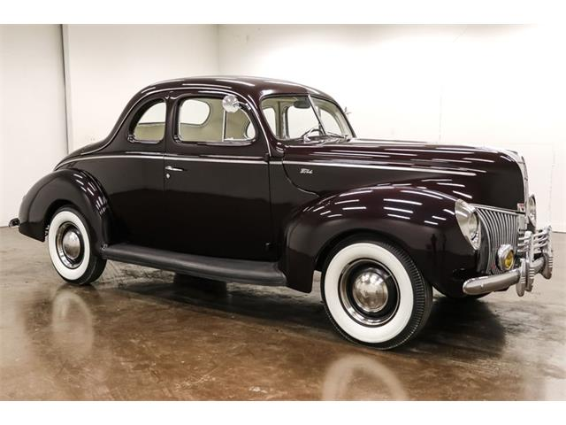 1940 Ford Tudor (CC-1452236) for sale in Sherman, Texas