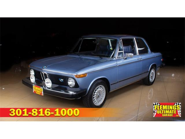 1976 BMW 2002 (CC-1452237) for sale in Rockville, Maryland