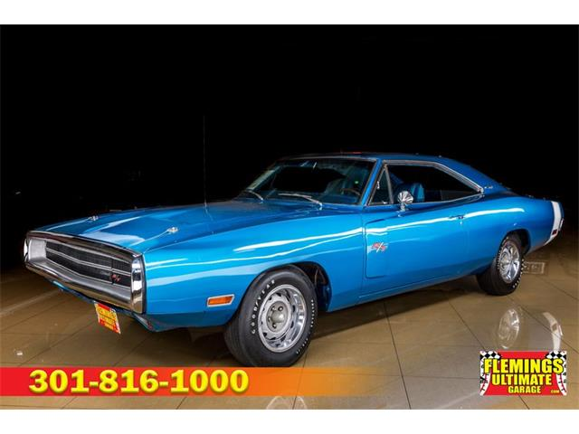 1970 Dodge Charger (CC-1452239) for sale in Rockville, Maryland
