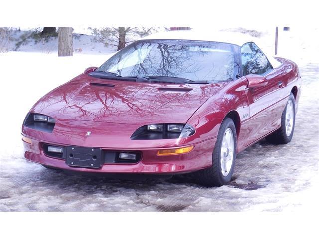 1995 Chevrolet Camaro Z28 (CC-1452242) for sale in Elgin, Illinois