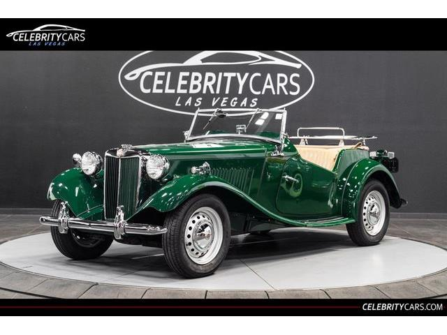 1951 MG TD (CC-1452247) for sale in Las Vegas, Nevada