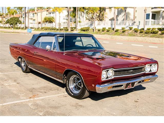 1968 Plymouth GTX (CC-1452251) for sale in Long Beach, California