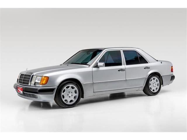 1993 Mercedes-Benz E500 (CC-1452270) for sale in Costa Mesa, California