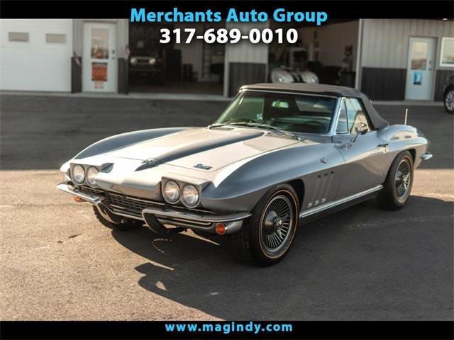 1966 Chevrolet Corvette (CC-1452278) for sale in Cicero, Indiana