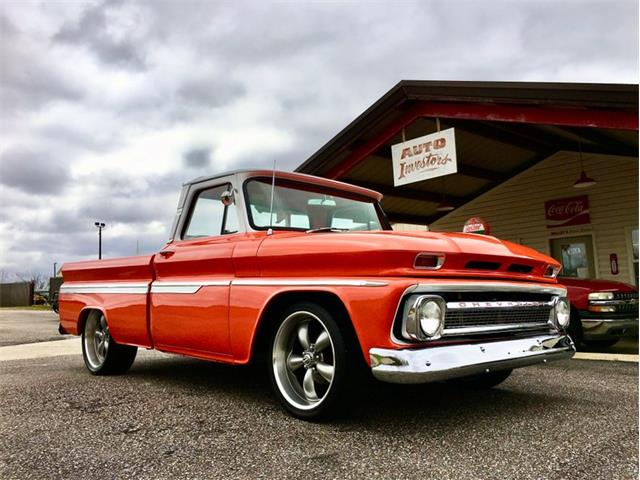 1966 Chevrolet C10 (CC-1452294) for sale in Dothan, Alabama