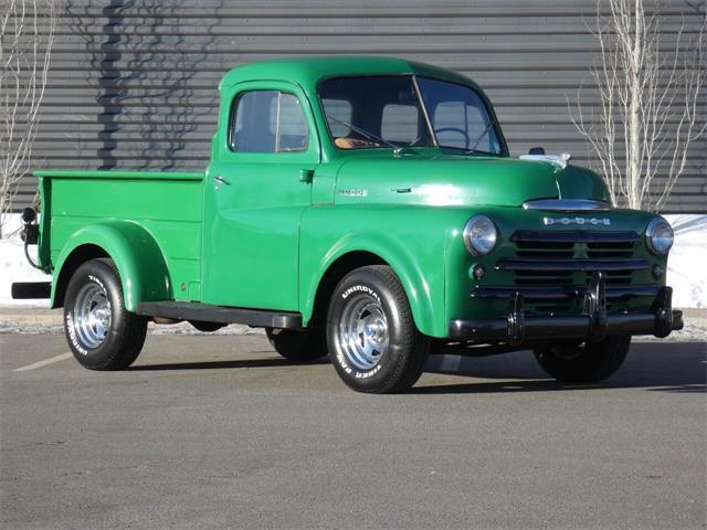 1950 Dodge B-2B (CC-1452299) for sale in Hailey, Idaho
