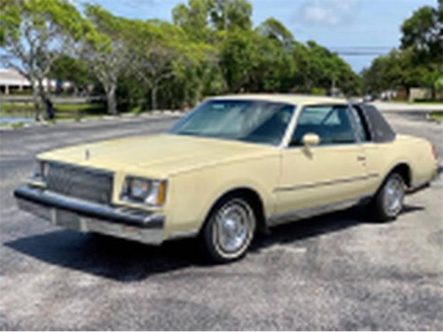 1979 Buick Regal (CC-1450230) for sale in Cadillac, Michigan