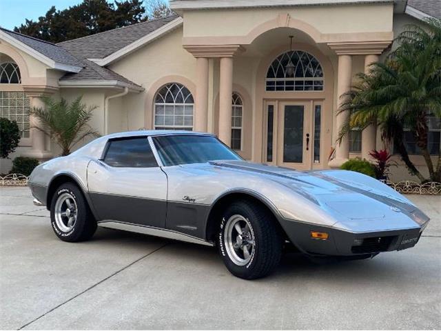 1974 Chevrolet Corvette (CC-1450231) for sale in Cadillac, Michigan