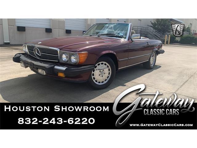 1986 Mercedes-Benz 560SL (CC-1452318) for sale in O'Fallon, Illinois