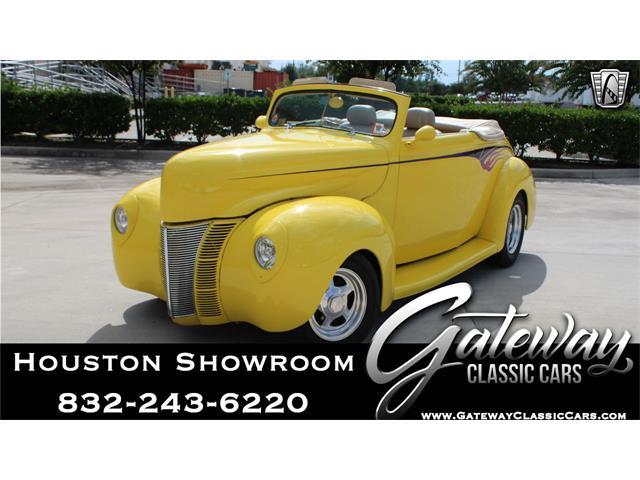 1940 Ford Deluxe (CC-1452327) for sale in O'Fallon, Illinois