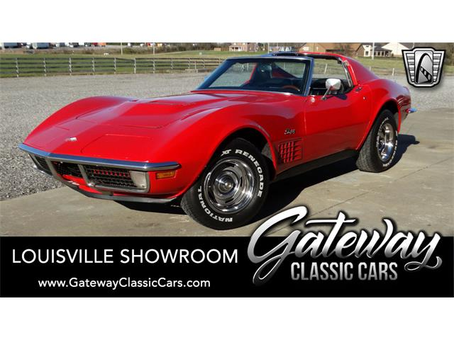 1970 Chevrolet Corvette (CC-1452368) for sale in O'Fallon, Illinois