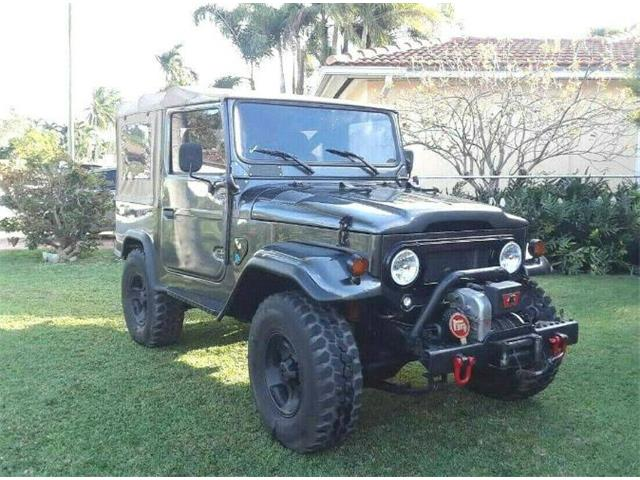 1968 Toyota Land Cruiser FJ (CC-1450237) for sale in Cadillac, Michigan