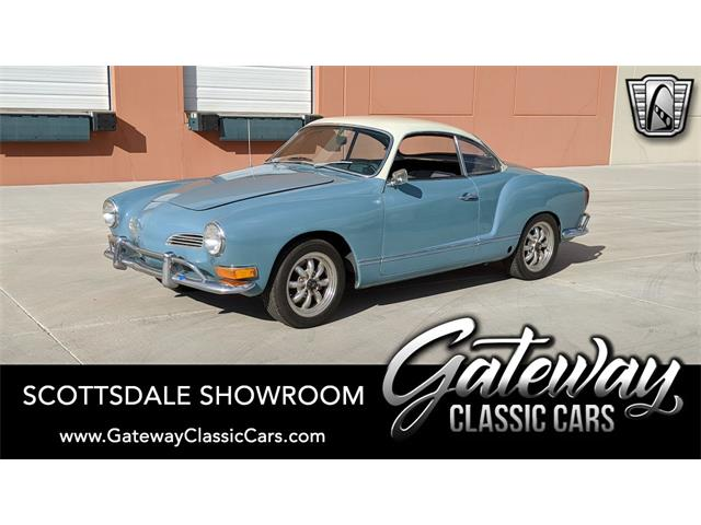 1970 Volkswagen Karmann Ghia (CC-1452404) for sale in O'Fallon, Illinois