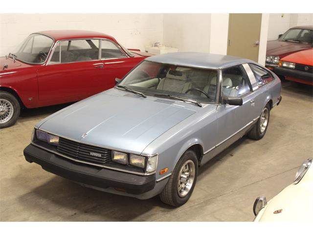 1981 Toyota Celica (CC-1452406) for sale in CLEVELAND, Ohio