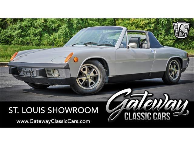 1973 Porsche 914 (CC-1452418) for sale in O'Fallon, Illinois