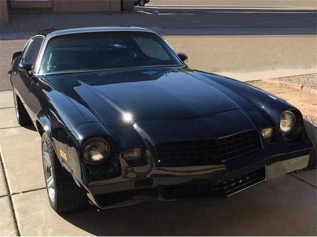 1979 Chevrolet Camaro (CC-1452458) for sale in Phoenix, Arizona