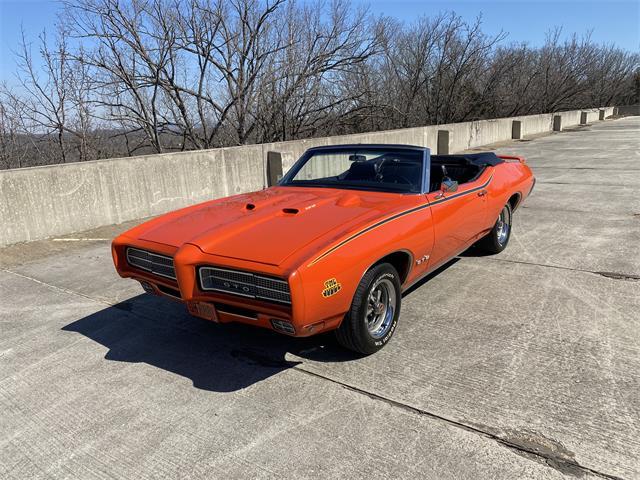 1969 Pontiac GTO (CC-1452476) for sale in Branson, Missouri
