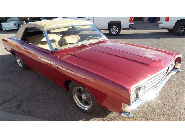 1969 Ford Fairlane 500 (CC-1452497) for sale in Tucson, AZ - Arizona