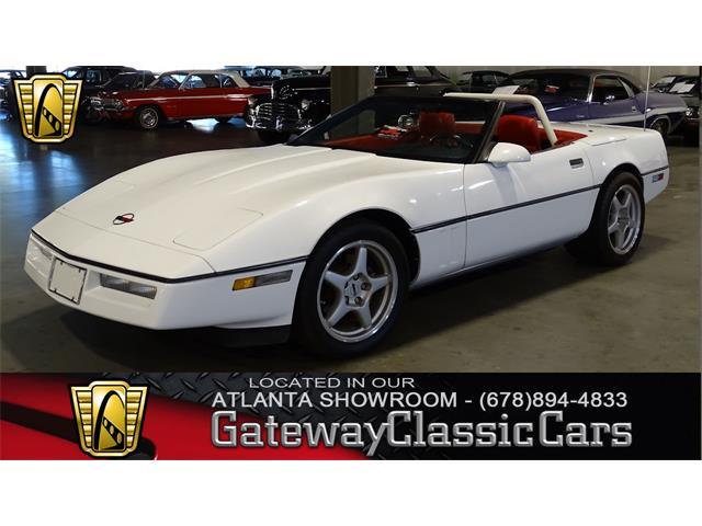 1990 Chevrolet Corvette (CC-1452509) for sale in O'Fallon, Illinois