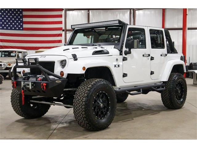 2008 Jeep Wrangler (CC-1452511) for sale in Kentwood, Michigan