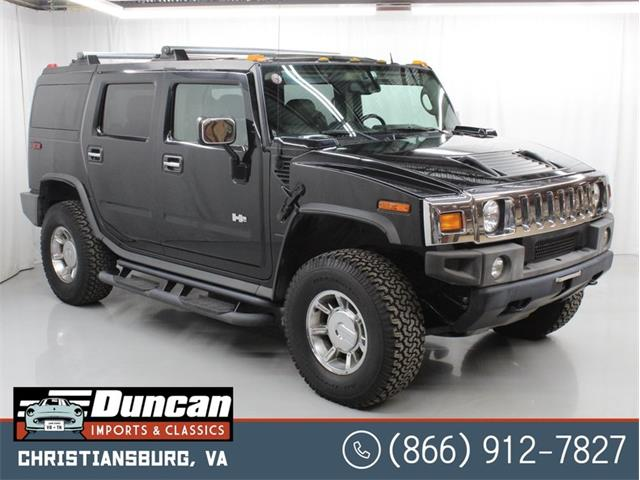 2004 Hummer H2 (CC-1452528) for sale in Christiansburg, Virginia