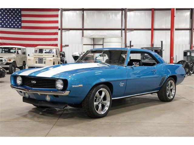 1969 Chevrolet Camaro (CC-1452537) for sale in Kentwood, Michigan