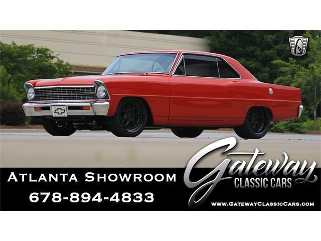 1967 Chevrolet Nova (CC-1452543) for sale in O'Fallon, Illinois