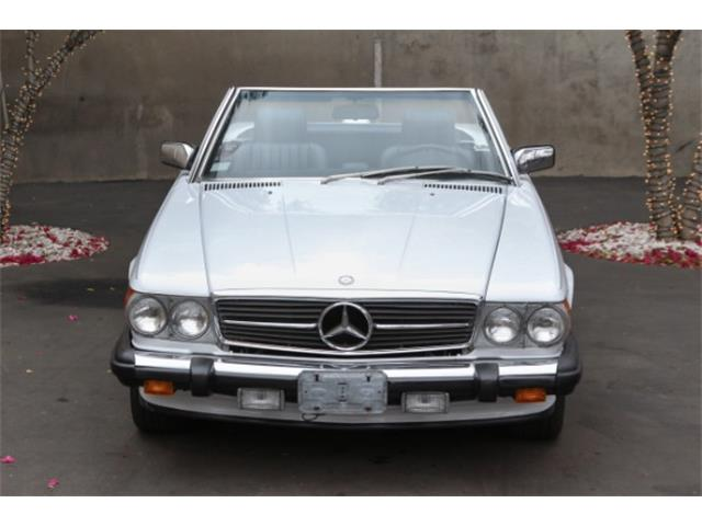 1987 Mercedes-Benz 560SL (CC-1452589) for sale in Beverly Hills, California
