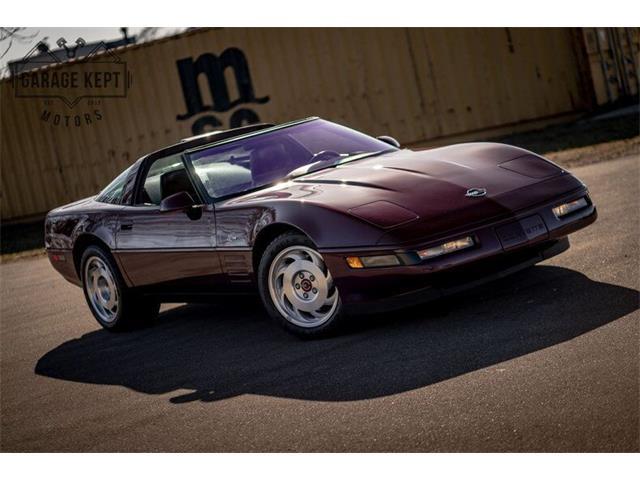 1993 Chevrolet Corvette (CC-1452591) for sale in Grand Rapids, Michigan