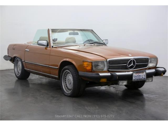 1977 Mercedes-Benz 450SL (CC-1452597) for sale in Beverly Hills, California