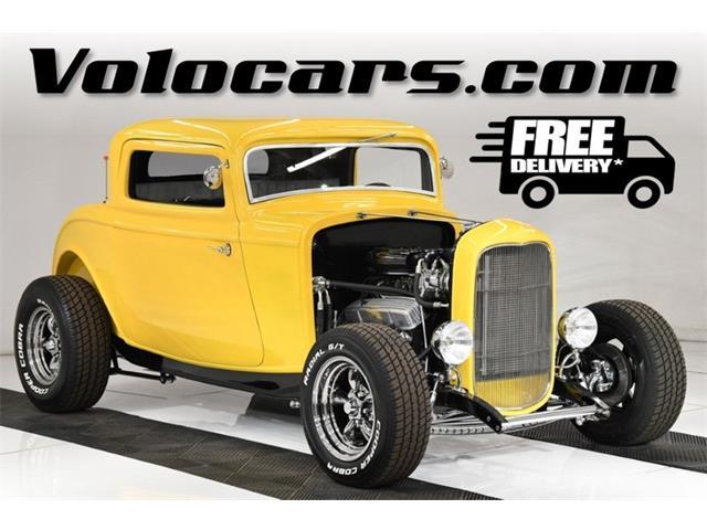 1932 Ford Custom (CC-1452600) for sale in Volo, Illinois