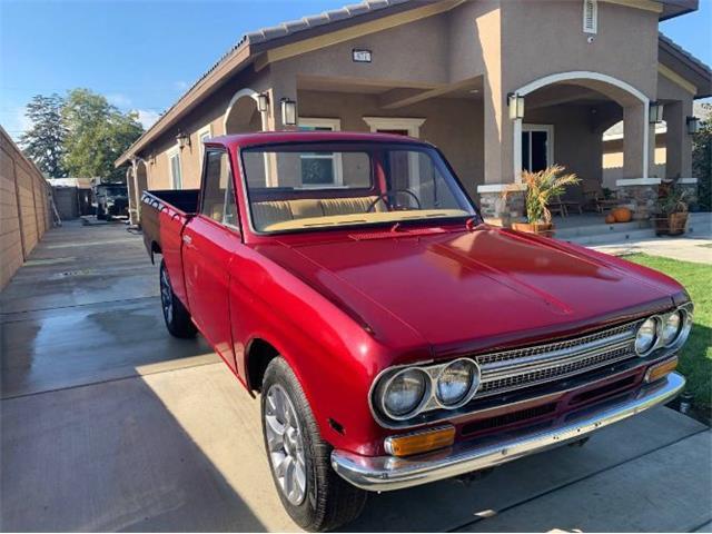 1971 Datsun 521 (CC-1452603) for sale in Cadillac, Michigan