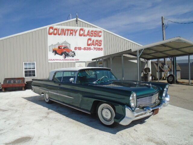 1958 Lincoln Capri (CC-1452604) for sale in Staunton, Illinois