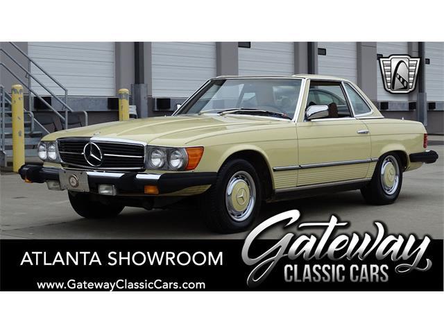 1977 Mercedes-Benz 450SL (CC-1452607) for sale in O'Fallon, Illinois