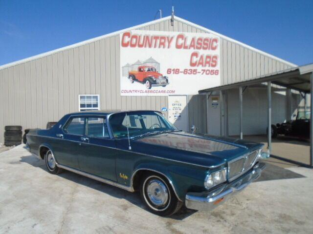 1964 Chrysler New Yorker (CC-1452608) for sale in Staunton, Illinois