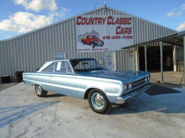 1967 Plymouth Belvedere (CC-1452610) for sale in Staunton, Illinois