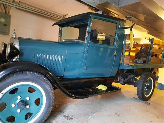 1929 Ford Model AA (CC-1450262) for sale in Cadillac, Michigan
