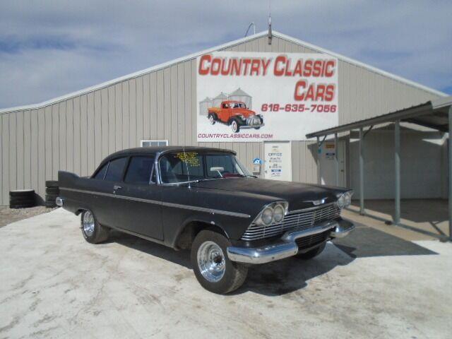 1958 Plymouth Savoy (CC-1452627) for sale in Staunton, Illinois